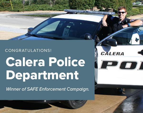 SAFE Campaign Winner